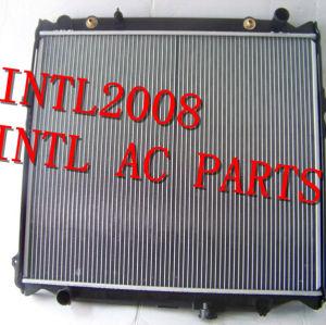 De alumínio de refrigeração do radiador para toyota land cruiser/toyota prado j9 j10/4 corredor 1640075180 1640075160 1640075170 16400 75180