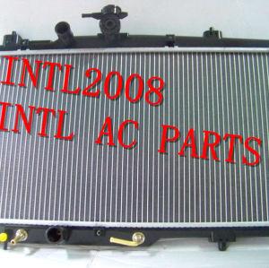 alumínio do motor de refrigeração do radiador para toyota vios 2002 mt