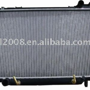 Auto radiador para toyota tcr10
