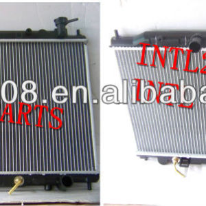 Alumínio auto motor de refrigeração do radiador de nissan teana 6 cyl 2003/nissan altima no 21460- 9y000 214609y000 auto radiador