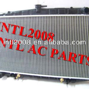 Alumínio auto motor de refrigeração do radiador de nissan bluebird u14 1998- 2000' 21410zj200 21410-zj200 auto radiador