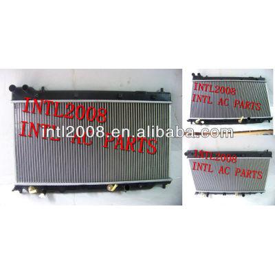 China boa qualidade de alumínio do motor de refrigeração do radiador para honda fit 1.5l 2007 2008 19010-rme-a51 19010 rme a51 19010rmea51