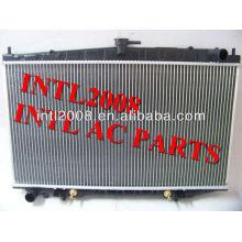 Ar condicionado radiador de alumínio 21410zj200 21410- zj200 radiador de automóvel para nissan bluebird u14 made in china de alta qualidade