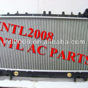 Radiador de alumínio 214000m4000 21400- 0m4000 radiador de automóvel para nissan sunny 1994 alta qualidade made in china