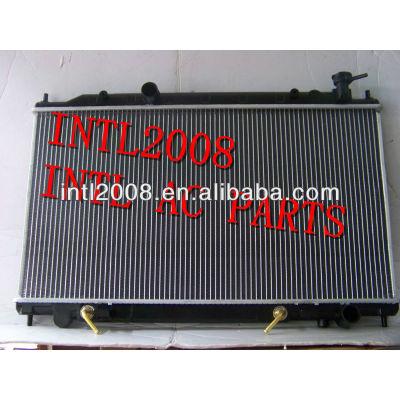 Condicionador de ar do radiador de alumínio 21460- 9y000 214609y000 radiador de automóvel para nissan teana 6 cyl 2003 made in china de alta qualidade