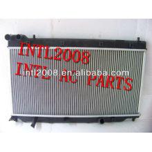 Radiador de alumínio 19010-rmn-w51 19010rmnw51 auto radiador para honda fit gd1 2003