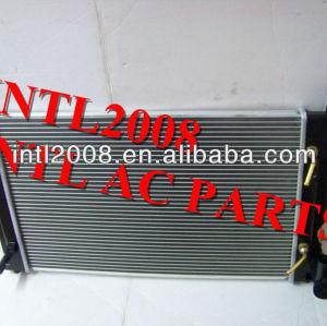 Auto ar condicionado alumínio radiator16400- 0t030 164000t030 auto radiador para toyota corolla zre made in china de alta qualidade