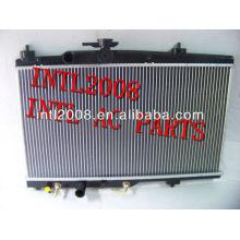 Radiador de alumínio auro radiador para Toyota Vios 2002