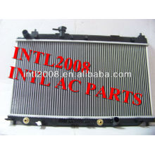 China boa qualidade de alumínio do motor de refrigeração do radiador para honda fit 2-box em