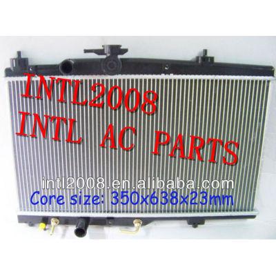 Ac auto assy radiador toyota vios núcleo 350x638x23mm 16400-02430 1640002430 ac ar condicionado radiador assembléia