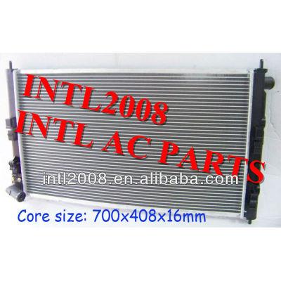 ar ac mitsubishi outlander lancer assy radiador núcleo 700x408x16mm mn156092 mi3010215 ar ac auto radiador de montagem