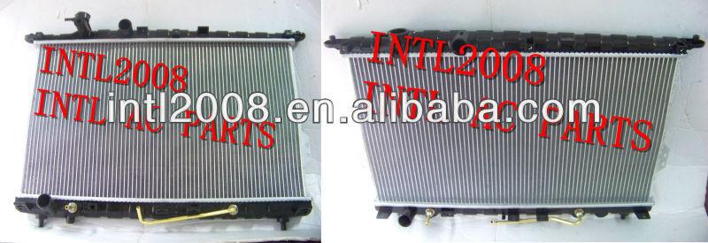 alumínio auto motor de refrigeração do radiador para hyundai sonata em ssl10795 auto radiador