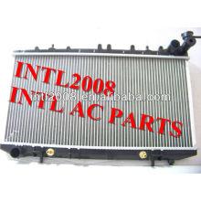 Alumínio auto motor de refrigeração do radiador de nissan sunny 1994' 214000-m4000 214000m4000 auto radiador