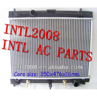 Ar ac montagem do radiador para toyota vitz yaris scion núcleo/assy radiador 350x476x16mm 16400-21270 1640021270