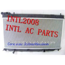Ar condicionado auto radiador ac assy para- honda- fit núcleo 350x648x16mm 19010-rmn-w51 19010rmnw51 aircon do radiador ac