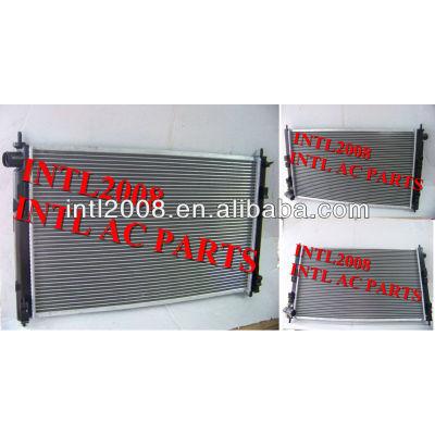 Alumínio do motor de refrigeração do radiador para mitsubishi ex/asx van/lancer/outlander./esforço