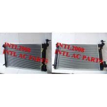 China boa qualidade de alumínio do motor de refrigeração do radiador para toyota corolla/altis 16400- 0t030 164000t030 16400 0t030