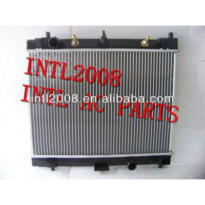 China boa qualidade de alumínio do motor de refrigeração do radiador para toyota vitz/yaris/scion xd 16400-21270 1640021270 16400 21270