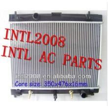 Auto ac radiator assy para Toyota Vitz Yaris Scion 16400-21270 1640021270