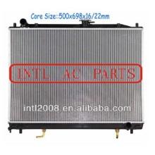 mitsubishi pajero v73 v6 auto condicionador de ar do radiador assembléia ma968286