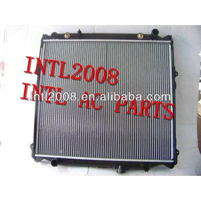575*638*25mm radiador ac 16400 75180 1640075180 para toyota 4 runner 3.4l ano 1995-2002