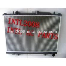 Atacado freeca''97 mitsubishi auto radiador de alumínio mr355049 mb356342