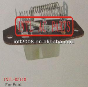 reostato de auto ar condicionado ford f250 f350 f400 aquecedor do motor do ventilador do ventilador aquecedor resistor resistor rheostat