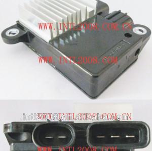 hvac aquecedor do motor do ventilador do ventilador resistor reostato para toyota 5 pin
