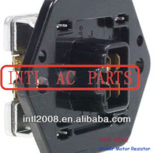 reostato de auto ar condicionado aquecedor reostato resistor resistor aquecedor ventilador do ventilador do motor resistor para mitsubishi mr568591 ja1407