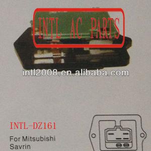 hvac aquecedor do motor do ventilador do ventilador resistor reostato para mitsubishi 4 pin