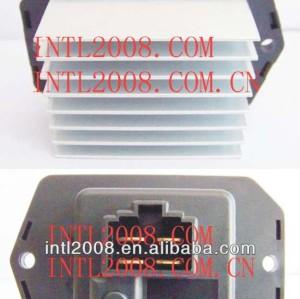 Ar condicionado aquecedor reostato resistor resistor aquecedor ventilador do ventilador do motor para honda crv cr-v stream suzuki sx4 077800-0710 fiat