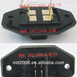 universal auto aquecedor do motor do ventilador do ventilador resistor reostato 4 4 pin pin