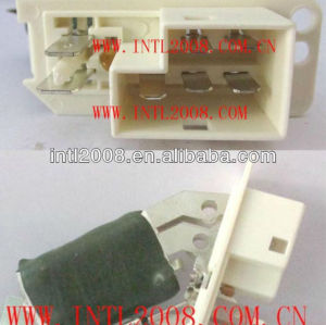 Aquecedor do motor do ventilador do ventilador resistor para opel astra- f/calibra vectra- um/saab vauxhall 1845791 90383817 1845789 1845790