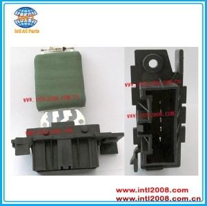 Aquecedor ventilador resistor/reostato para fiat ducato/grand punto/citroen jumper/peugeot boxer/opel corsa 06- 77364061