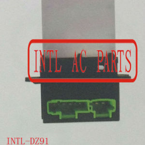 Aquecedor ventilador resistor para citroen c2 c5 c3/peugeot 107 207 406 607/clio renault megane scenic 644 1. l2 6441l2 7701048390
