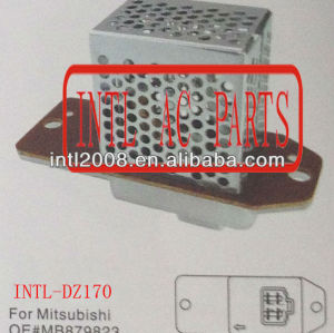 hvac mb879823 aquecedor do motor do ventilador do ventilador resistor reostato para mitsubishi 4 pin