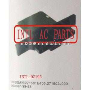 271501E405 271502J000 Air Heater Resistor Rheostat BLOWER RESISTOR Motor fan resistor for NISSAN Altima Maxima