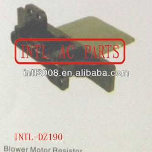 Aquecedor de ar reostato resistor resistor aquecedor ventilador do ventilador do motor resistor para nissan maxima 271502y910 27150- 2y910