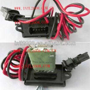 Blower resistor motor regulador para renault scenic/grand scenic 2003- 7701207876 509638 ventilador controle módulo amplificador