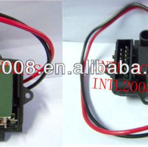 Motor de ventilador regulador de resistor para renault térmica módulo da unidade de controle controlador/resistor aquecedor/ventilador resistor