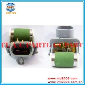 Controlador Blower Motor Resistor para Fiat calor resistência / regulador ventilador / radiador ventilador Resistor unidade de controle