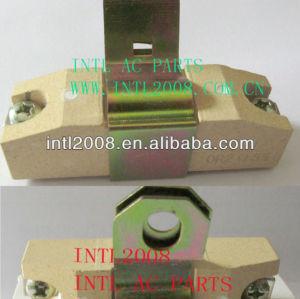 Hvac blower resistor para vw santana 1997- aquecedor de resistência/regulador/radiador do motor do ventilador aquecedor resistor resistor rheostat