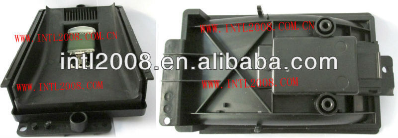 1jo-819-022a 1jo819022a 1845791 90383817 1845789 1845790 4758272 motor do ventilador de resistor para audi a4/assento/skoda/vw gol regulador