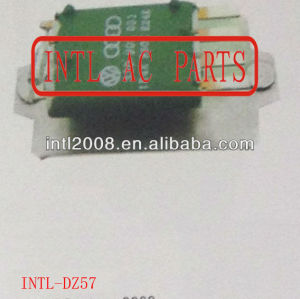 33d-905-051 33d905051 hvac blower resistor para vw santana 3000 resistência térmica/regulador/radiador do motor do ventilador resistor