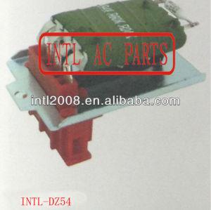 8d0 959 263 8d0959263 hvac blower resistor para vw passat b 5, audi um 4, skoda seat resistência térmica/regulador