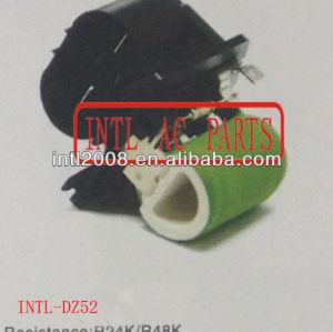 55703589 hvac blower resistor fiat para resistência ao calor/regulador, radiador do motor do ventilador resistor