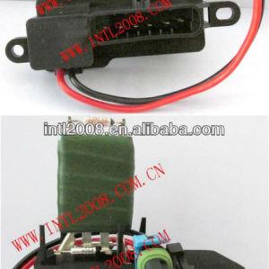 89018770 89018537 15-80560 aquecedor ventilador resistor para caminhÃo chevrolet entregaexpressa/caminhão gmc savana radiador do motor do ventilador resistor
