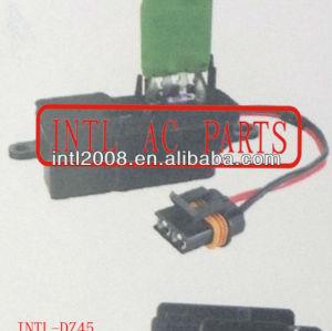 1580550 12135105 158618 89018436 hvac blower resistor para chevy chevrolet astro e caminhões gmc safari vans de resistência ao calor