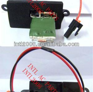 22807122 89019089 hvac ventilador ventilador resistor resistor motor para chevrolet tahoe silverado suburban/gmc sierra, yukon controlador