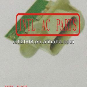 25709317 hvac blower resistor para gm cadillac de resistência ao calor/regulador